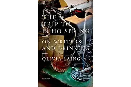 The Trip to Echo Spring book cover.