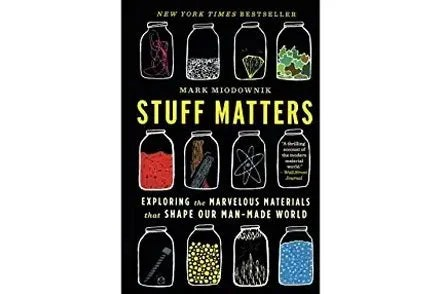 Stuff Matters book cover.