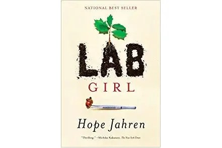 Lab Girl book cover.