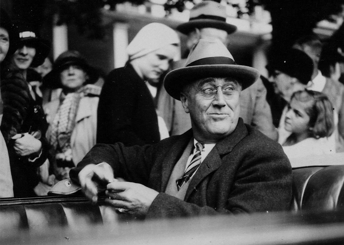 How Franklin Roosevelt Won The Contested Convention