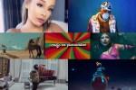 TT :  Drake, Ariana, Beyoncé, Gaga et Bieber ont tous des entrées, mais DaBaby peut l'emporter. , influenceur