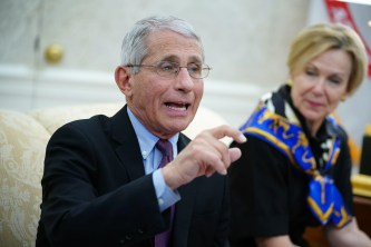 White House Blocks Fauci from testifying before House, but Senate ...