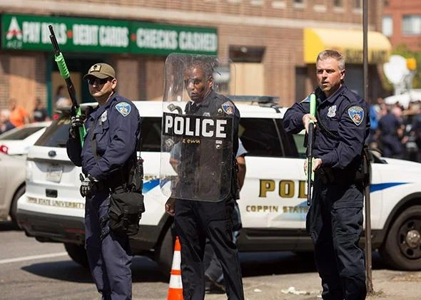 Image result for lawless police