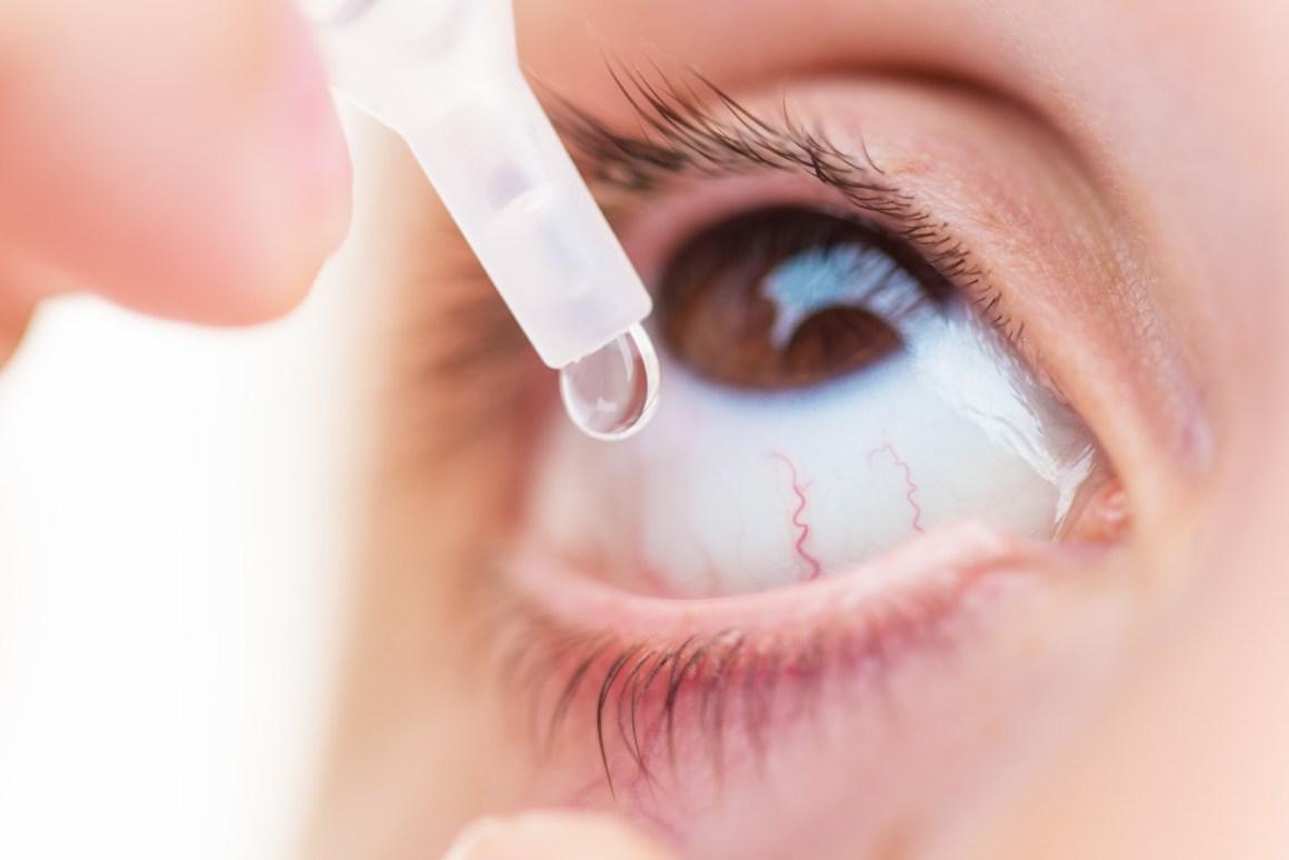 Compounding Corner Pharmacy: Vancomycin Eye Drops
