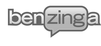 Benzinga press icon