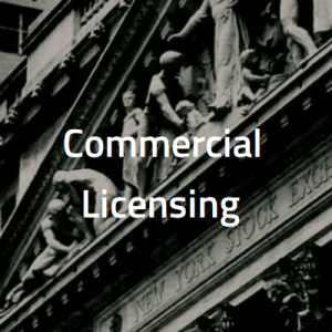 Commercial Licensing