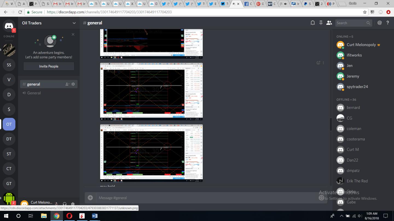 crude, oil, algorithm, trading