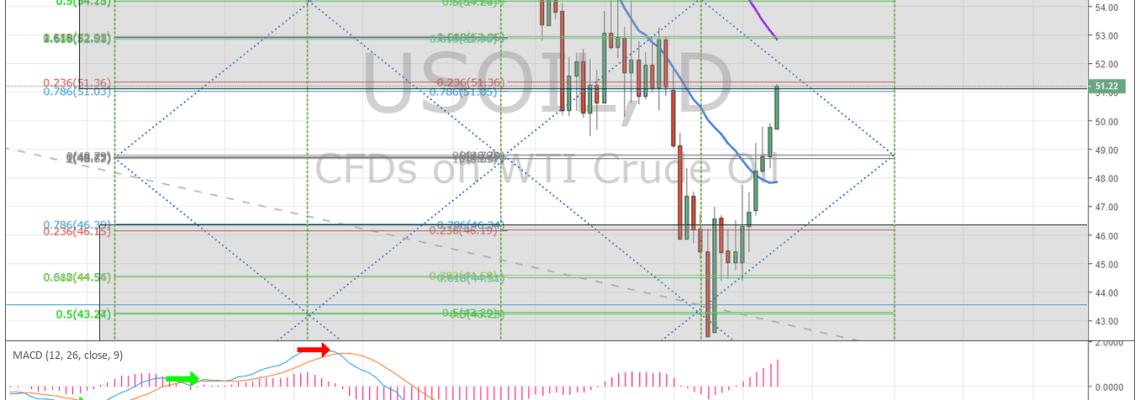 oil, trading, chart, daily, premarket
