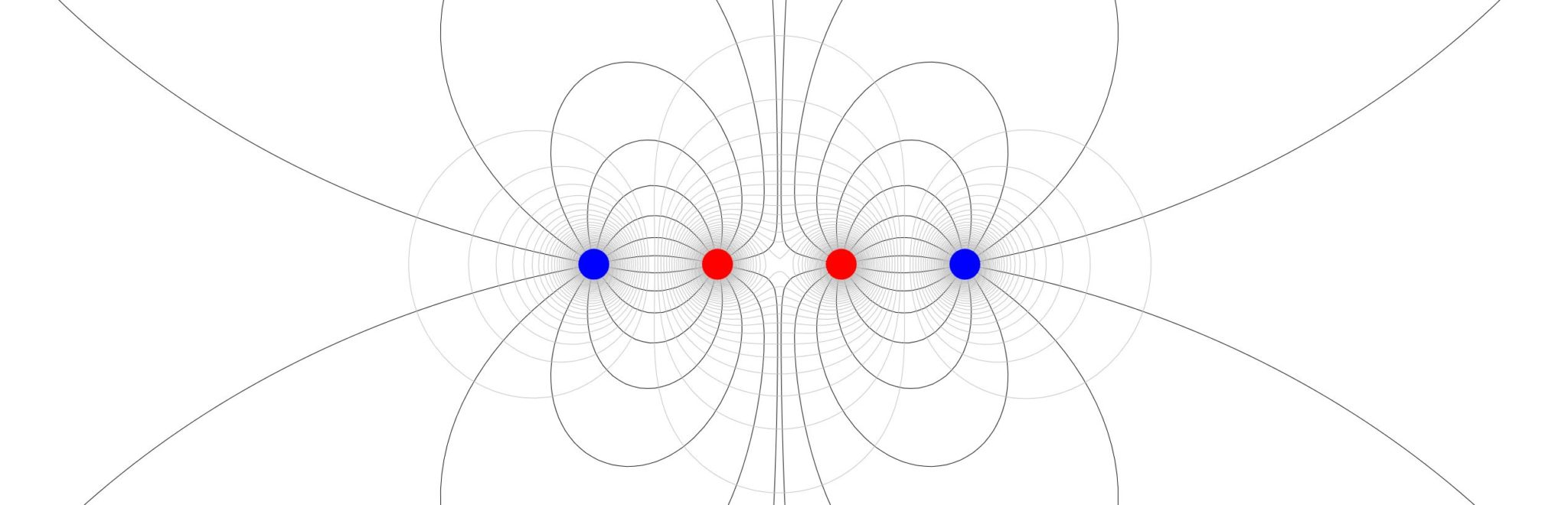 electric field lines computational physics