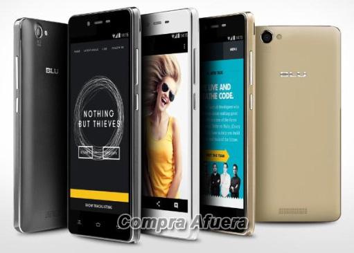 Telefono celular Blu Studio Energy