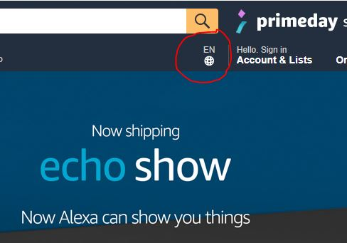 amazon usa en español