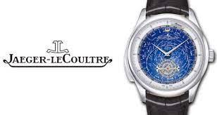 Jaeger Le Coultre - COMPRA OURO RJ