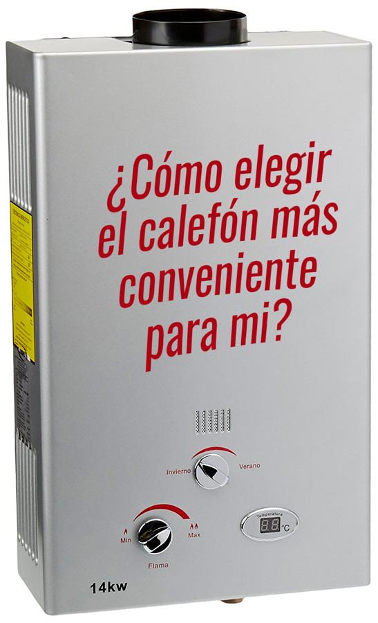 Calefones Quito