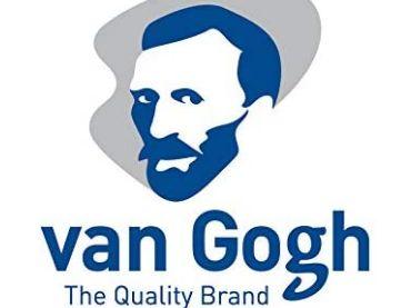Acuarelas Metalizadas Van Gogh - Logo