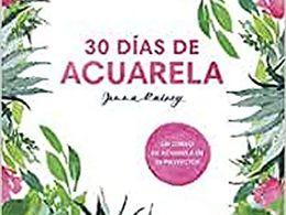 Libro 30 días de Acuarela