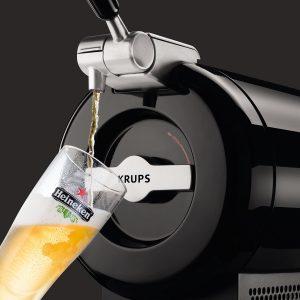 Mejor tirador de cerveza Krups The Sub Vainilla
