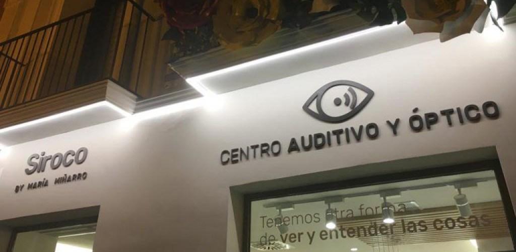centro optico siroco fachada
