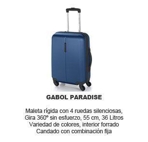 Maleta de cabina Gabol Paradise