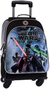 Star Wars Trolley Convertible en Mochila