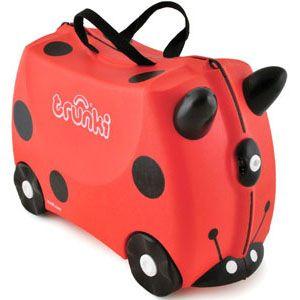 Las 6 mejores maletas para niños. Tabla comparativa