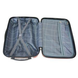 set de 3 maletas trolley todeco juego de maletas