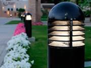 Las 5 mejores balizas de exterior para jardín