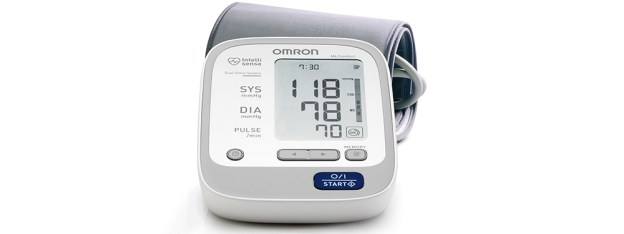Lecturas de presión arterial muñeca vs brazo