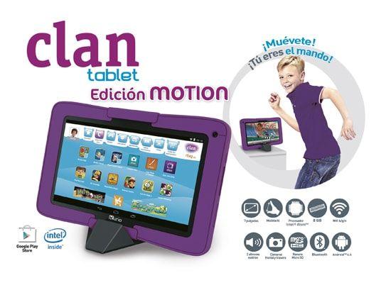 tablet clan pro