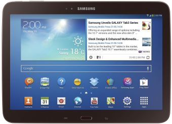 Comprar tablet Galaxy Tab 3 10.1