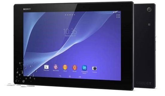 Nueva tablet Sony Xperia Z2