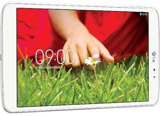 Comprar tablet LG G Pad 8.3