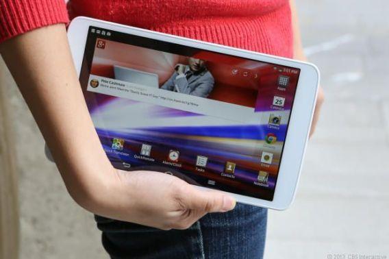 G Pad 8.3 Tablet