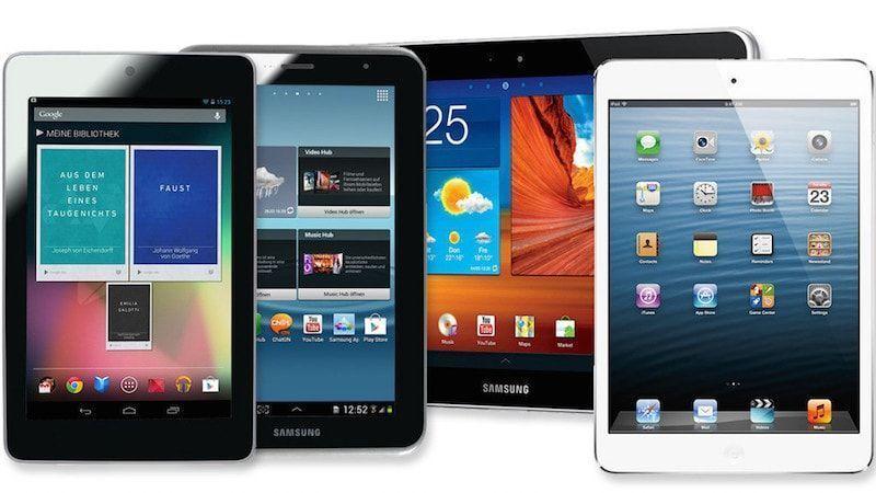 Las mejores tablets baratas