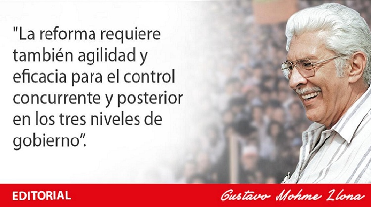 Sin control (Editorial Diario La República)