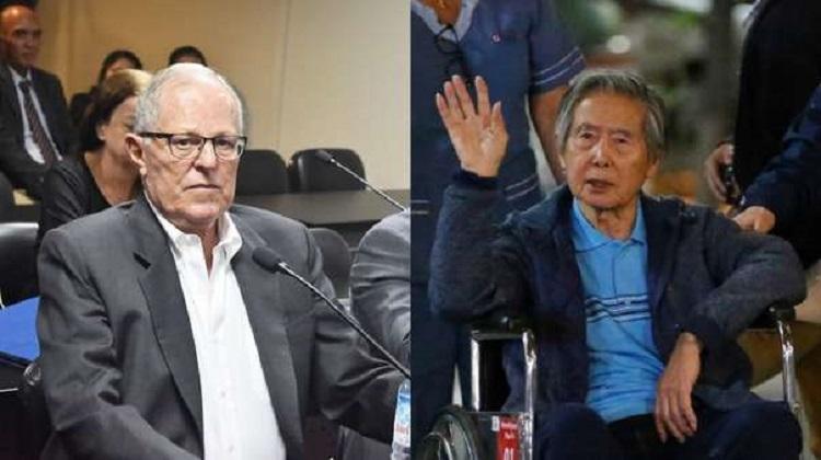PPK será recluido junto al expresidente Alberto Fujimori, a quien concedió el indulto humanitario