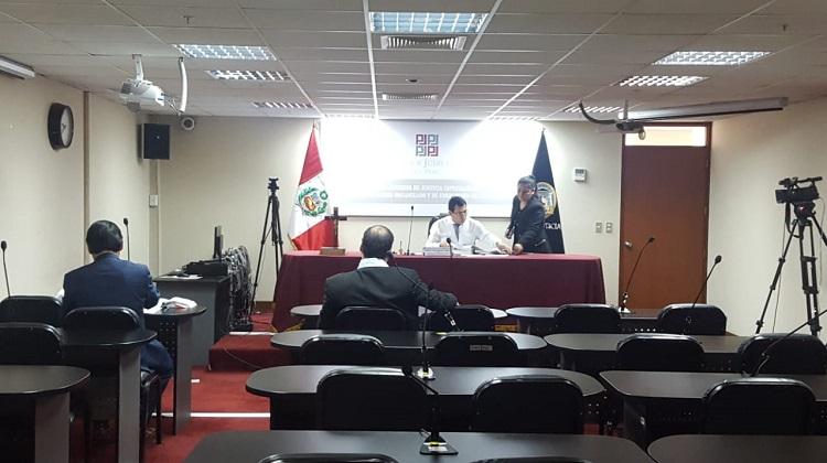 Exárbitro de Odebrecht intentó anular incautación de sus bienes por la Fiscalía