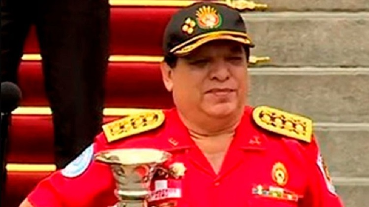 Poder Judicial condenó a 4 años de prisión a comandante general de los bomberos