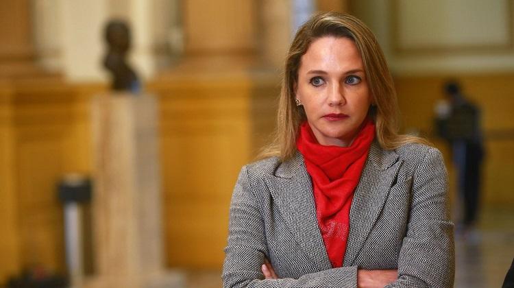 Luciana León: Audios revelan relación con Los intocables ediles