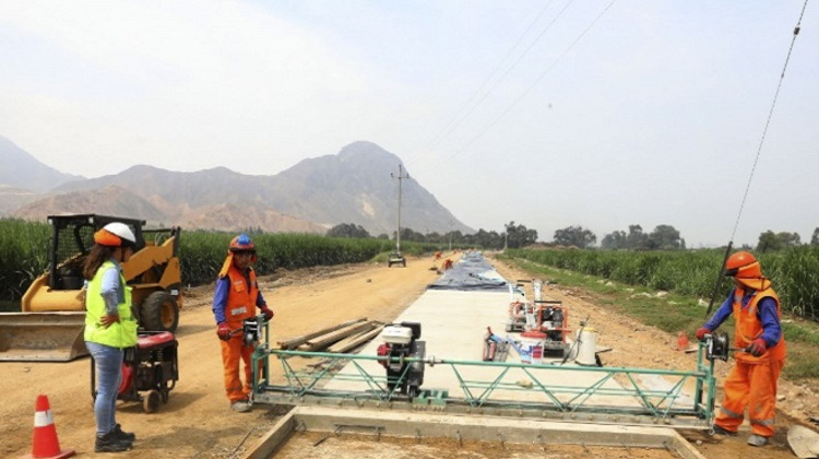 Provincias tienen hasta el 20 de julio para iniciar convocatorias de mantenimiento vial