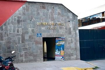 Denuncian a 12 funcionarios de Gore Cusco por anomalías en capacitaciones