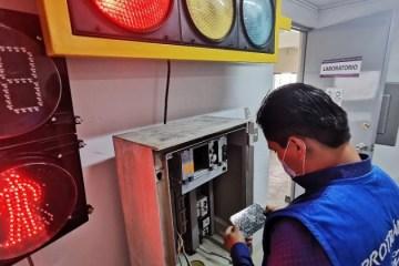 MML adquiere importantes componentes electrónicos para red semafórica