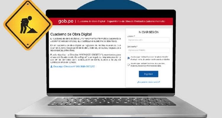 OSCE potencia Cuaderno de Obra Digital con nuevas funcionalidades