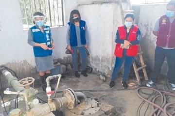 Piden a Municipalidad Provincial del Santa acelerar proyecto de agua