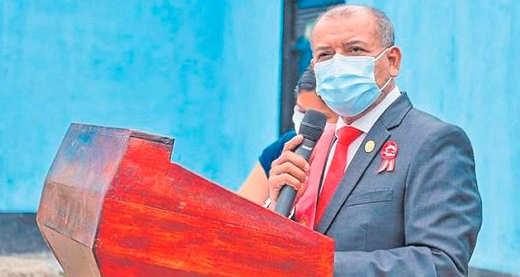 Reprograman audiencia de gobernador regional de Tumbes