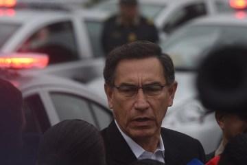 Se aprueba informe que propone inhabilitar por cinco años a Martín Vizcarra