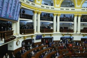 Congreso: Proponen cadena perpetua para casos de corrupción en el Estado