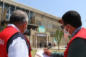Ica: Advierten retraso en entrega de ventiladores al Hospital Santa María del Socorro