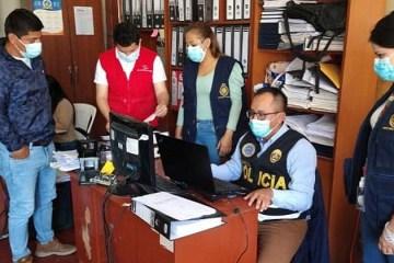 Chiclayo: intervienen municipalidad de Monsefú por irregularidades en obra de saneamiento