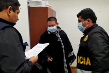 Ayabaca: alcaldes Baldomero Marchena y Humberto Marchena son detenidos por presunta organización criminal