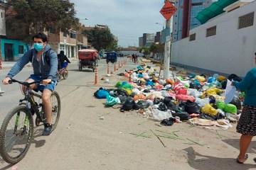 Ciclovías y obra peatonal de Municipalidad de Chiclayo en el megaoperativo de la Contraloría